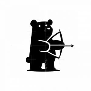 Bear Bow Logo
