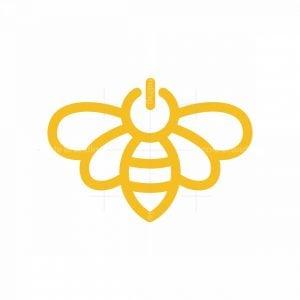 Bee Power Logo