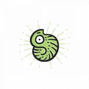 Big Eye Chameleon Logo