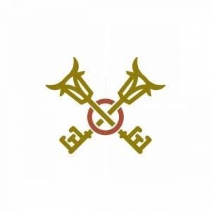 Bull Key Logo