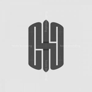 Chd Or Cid Or Chid Monogram Logo