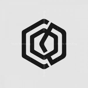 Cod Monogram Logo