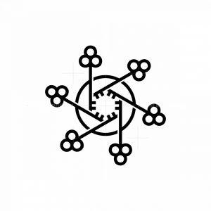 Camera Key Logo
