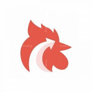 Chicken Arrow Logo