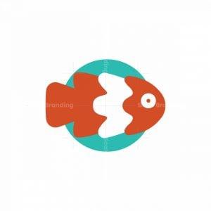 Clown Fish Logo