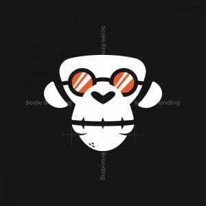 Cool Monkey Logo