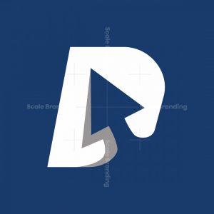 D Letter Digital Click Logo