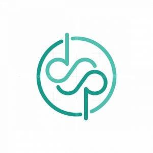Monogram Dsp Infinity Logo