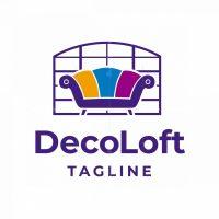 Deco Loft Logo