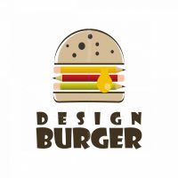 Design Burger Logo