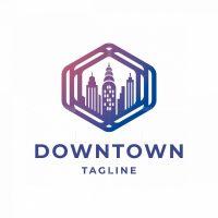 Down Town Logo