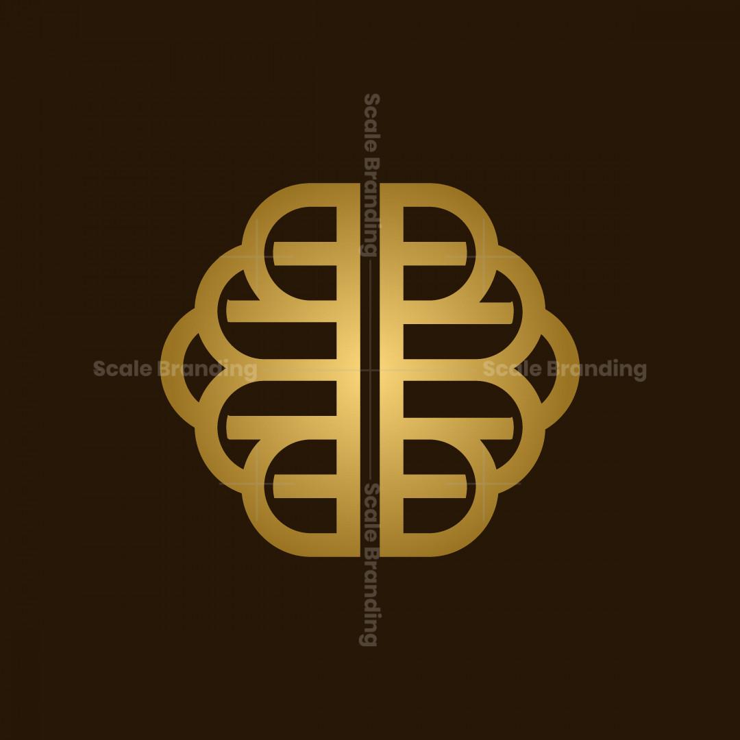 Elegant Brain Logo