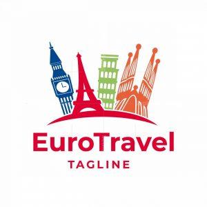 Euro Travel Logo