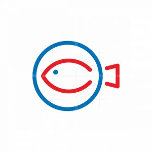Fish In A Can Logo