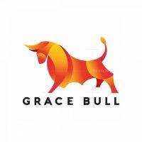 Grace-bull Logo