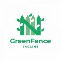 Green Fence Logo