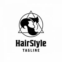 Hair Style Logo