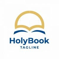 Holy Book Logo