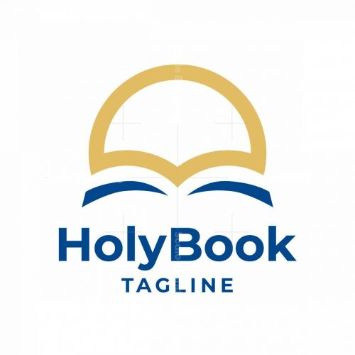 Holy Book Logo