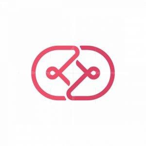 Infinity Beauty Letter Cd Logo