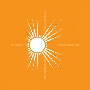 K Sun Logo