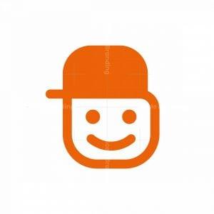 Kid Letter B Logo