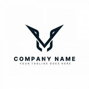 Dynamic M Or Vm Logo