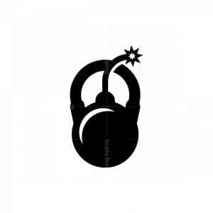 Kettlebell Bomb Logo