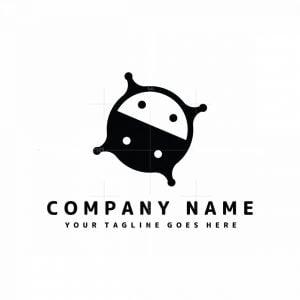 Bot Yin Yang Logo