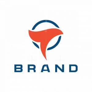 Lettermark T Birds Logo
