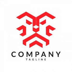 Lion Isometric Logo