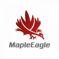 Maple Eagle Logo