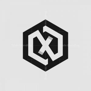 Nx Or Nox Or Nxo Monogram Logo