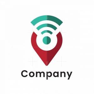 Pin Maps Network Logo