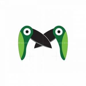 Knife Bird M Logo