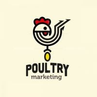 Poultry Marketing Logo