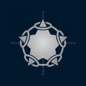5 Ring Star Logo