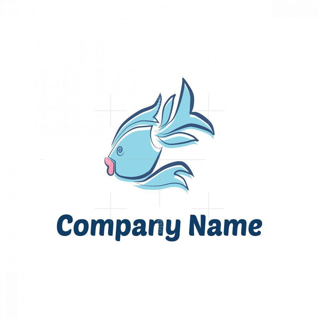Beauty Fish Logo