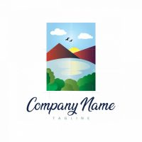 Natural Landscape Logo