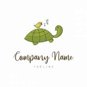 Tortoise And Bird Logo