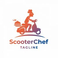 Scooter Chef Logo