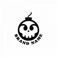Skull Bomb Logo