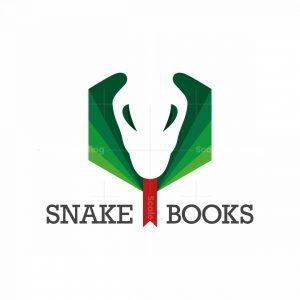 Snake Books Logo