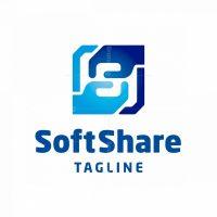 Soft Share Logo