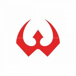 Stylish Letter W Logo