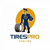 Tires Pro Logo
