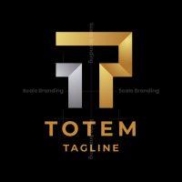 Totem Letter T Logo