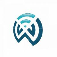 W Wifi Logo