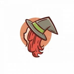 Wizard Girl Logo