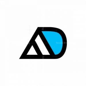 Cool Ad Letter Initial Monogram Logo